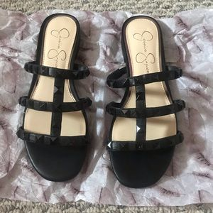 Jessica Simpson Stud Sandals